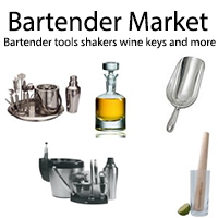 Bartender Tools and Bartender Supply